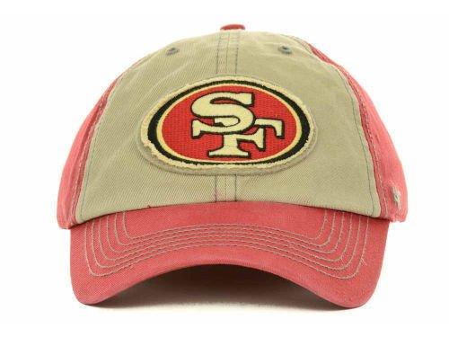 - '47 San Francisco 49'ers Men Brand Fitted Vintage Retro NFL Football Pro Hat Cap