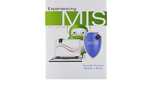 Experiencing mis plus mymislab with pearson etext access card experiencing mis plus mymislab with pearson etext access card package 6th edition david m kroenke randall j boyle 9780134088518 amazon books fandeluxe Choice Image