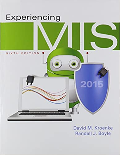 using mis student value edition 8th edition