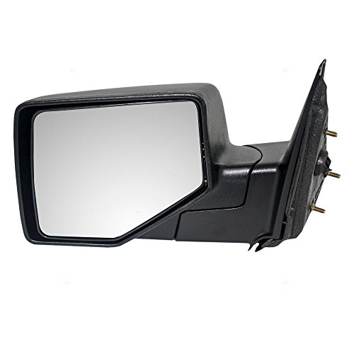 Drivers Manual Side View Mirror Replacement for Ford Pickup Truck ()