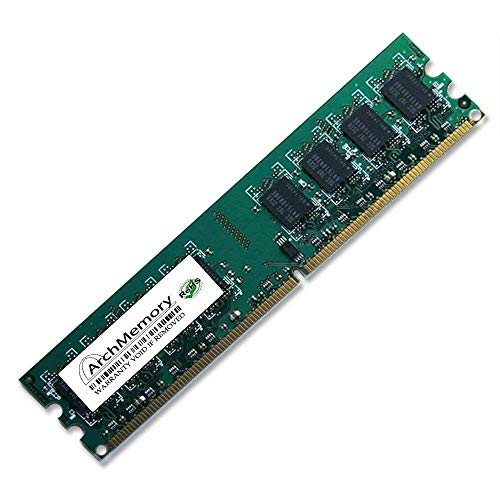 (Arch Memory 2 GB (1 x 2 GB) 240-Pin DDR2 UDIMM for Lenovo ThinkCentre M52 8215-D6U RAM)