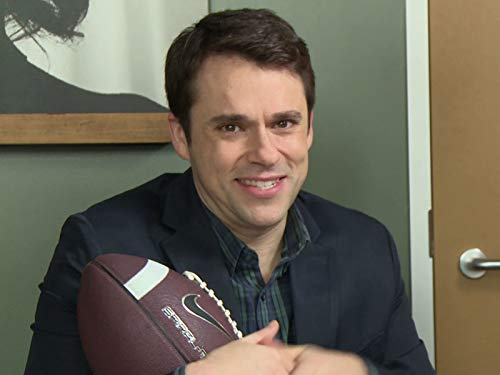 The First Gay Sportscaster: Super Bowl Edition (Marshall Mini Mansion)