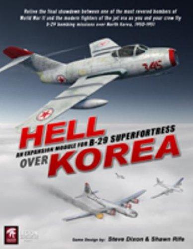 LEGION: Hell Over Korea Kit for B-29 Superfortress base board game