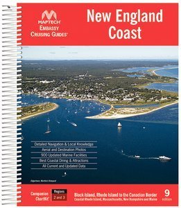 MAPTECH Cruising Guide: Long Island Sound To Cape May New Jersey, 10th Edition (Embassy Cruising Guides)