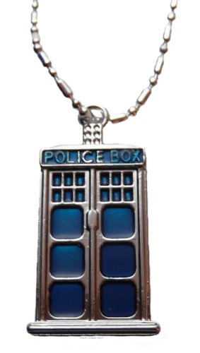 [Doctor Who TARDIS Police Box 1