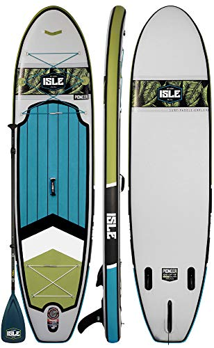 ISLE 10'6' Pioneer | Inflatable Stand Up Paddle...