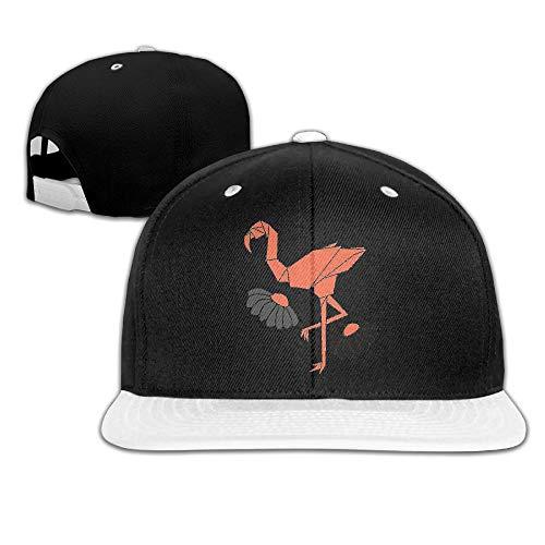Liciwem Creative Flamingo Adjustable Baseball Plain Cap Hip Hop
