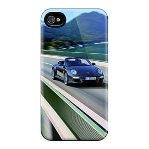 Unique Design For Case Samsung Galaxy S5 Cover Durable Cases Covers Black Porsche 911 Black Edition