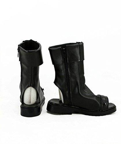 NARUTO Anime Hatake Kakashi Cosplay Shoes Boots Custom Made 683es3O8xl