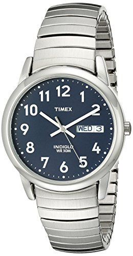Timex T20031 Silver Tone Stainless Expansion