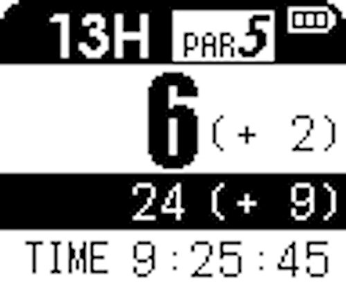 Shot Navi W1-GL Golf GPS, White by Shot Navi (Image #6)