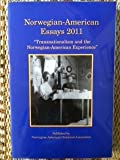 Norwegian-American Essays 2011, , 0877320004
