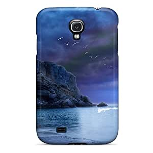 Hot Vlecilw7163oUhAq Case Cover Protector For Galaxy S4- Neptune Rising