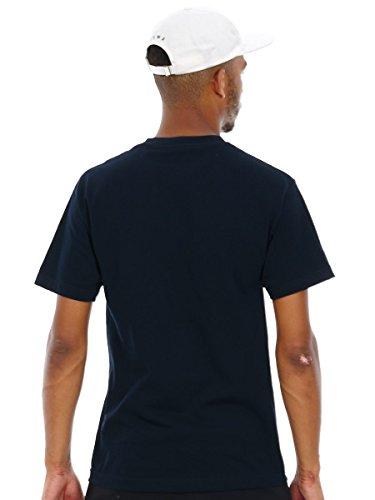 T-Shirt Primitive Nuevo Script Blu Scuro