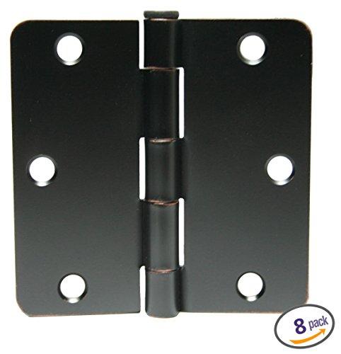 dynasty-hardware-3-1-2-door-hinges-1-4-radius-corner-oil-rubbed-bronze-8-pack