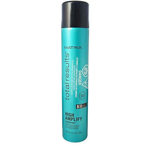 Matrix Total Results High Amplify Hairspray, 10.2 oz (Pack of 9) by Matrix