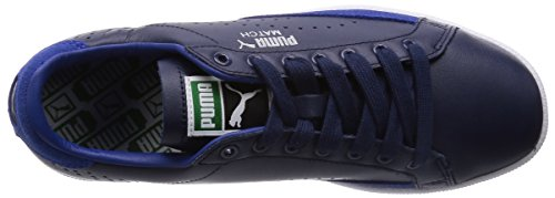 da Peacoat Puma Limoges 74 Blu Uomo Sneakers Match Peacoat 01 UPC qaqpwFR6