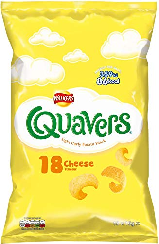 Walkers Quavers Cheese 22 Pack by Quavers