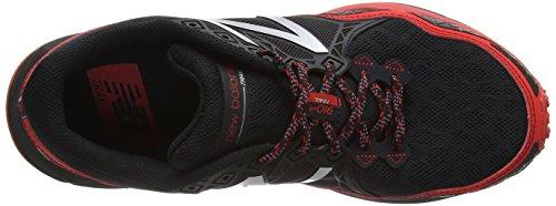 Balance Running 009 Zapatillas New Multicolor Trail De black Para 910 red Hombre wfdpSZ