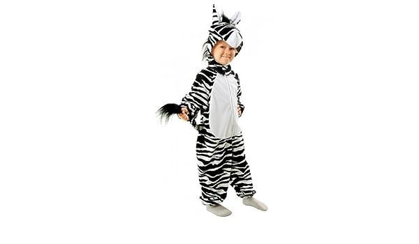 Cebra disfraz infantil disfraz 134/140: Amazon.es: Hogar
