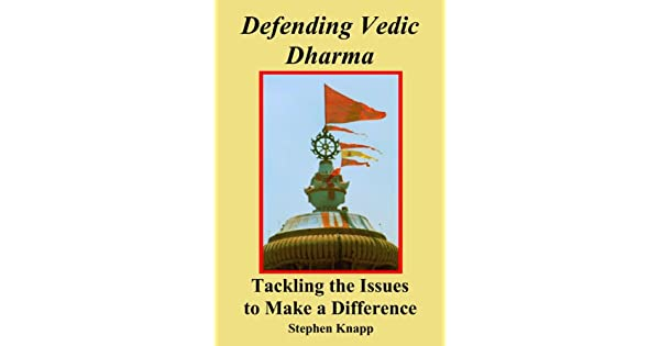 Defending Vedic Dharma: Tackling the Issues to Make a Difference (English Edition) eBook: Stephen Knapp: Amazon.com.mx: Tienda Kindle