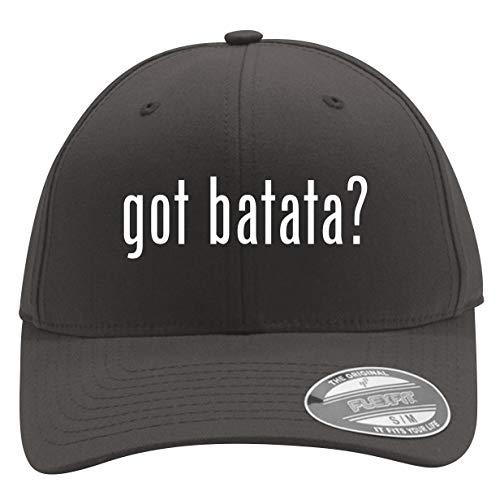 got Batata? - Men's Flexfit Baseball Cap Hat, Dark Grey, Small/Medium