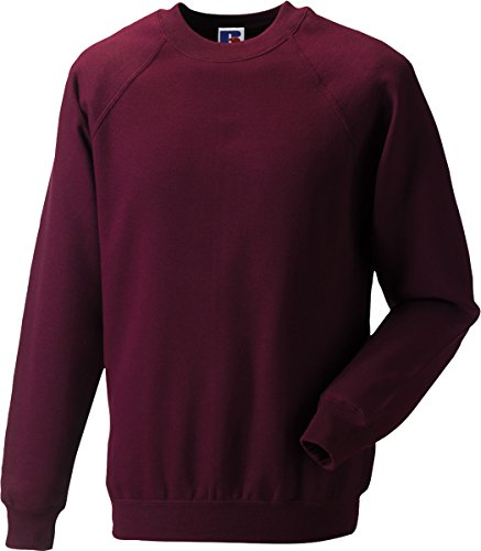 Russell Jerzees Colors Classic Sweatshirt (M) (Burgundy)