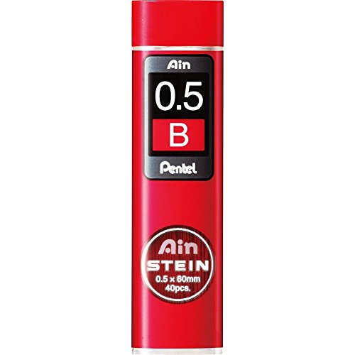 Stein core 0.5mm B 3 Pack The replacement Pentel Ain Sharp by Pentel (Image #1)
