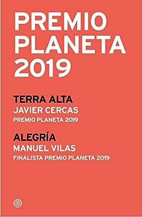 Premio Planeta 2019: ganador y finalista (pack) eBook: Cercas, Javier, Vilas, Manuel: Amazon.es: Tienda Kindle