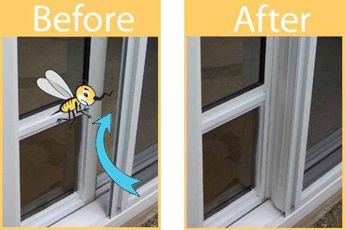 Bug Warden Pet Door Bug Blocker For Sliding Doors Standard