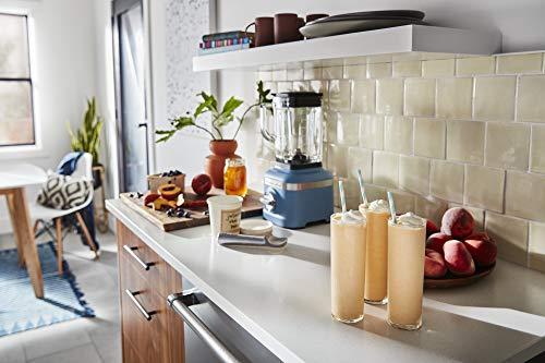 KitchenAid KSB1332YVB K150 Blender, 48 oz, Matte Velvet Blue