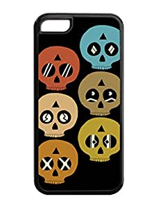 Personalization I See Dead People Horrible Rubber Gel Cover Case For Iphone 5c
