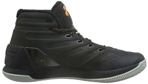 Under Armour Curry 3 Military Green Black