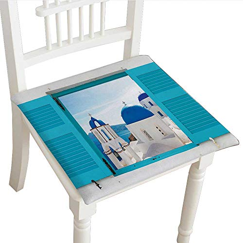 (Dining Chair Pad Cushion (26