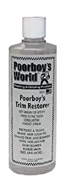 Poorboy\'s World Trim Restorer - 16 oz