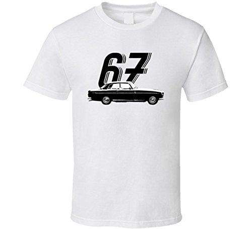 1967 Bristol 410 5 2 V8 Vintage Car Year T Shirt L White