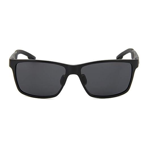FUZHISI Gafas de Sol Gafas de Sol Hombre Gafas polarizadas ...