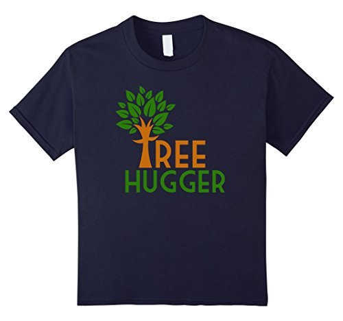 Kids Tree Hugger / Treehugger - Trendy Environmental T-Shirt 12 (Trendy Youth T-shirts)
