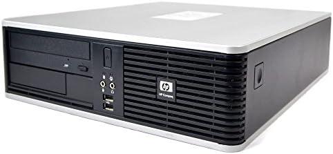 (Renewed) HP Elite 7900 Desktop PC Package, Intel Core 2 Duo Processor, 8GB RAM, 500GB Hard Drive, DVD-RW, Wi-Fi, Windows 10, 19in LCD Monitor