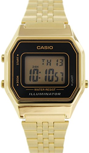 Casio Ladies Mid Size Digital 680WGA 1DF