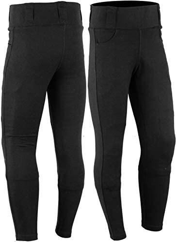 AUSTRALIAN BIKERS GEAR Motorcycle Leggings lined with DuPont™ Kevlar® CE armour