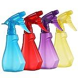 Best Cleaning Spray Bottles - Pack of 4-8 Oz Empty Plastic Spray Bottles Review