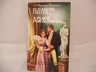 book cover of A Place for Alfreda