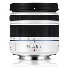 Samsung NX 18-55mm Zoom Lens (White)