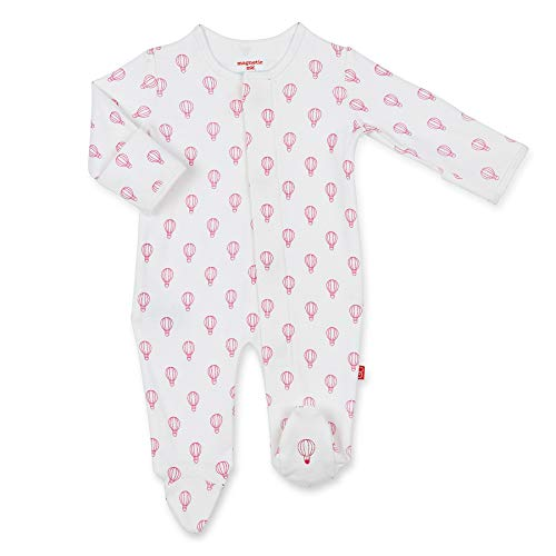 Magnificent Baby Magnetic Me 100% Organic Cotton Magnetic ()