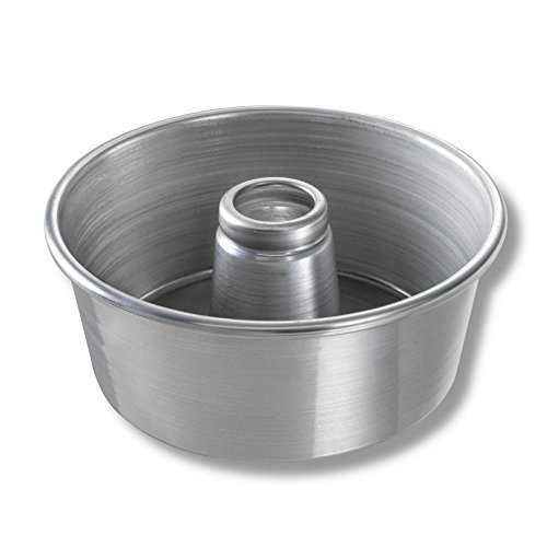 (Chicago Metallic Bakeware Aluminum #655 Angel Food Tube Cake Pan)