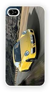Porsche 911 991 Yellow iPhone 5 / 5s Funda Para Móvil Case Cover