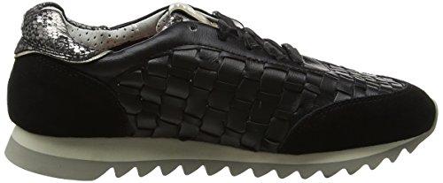 Bunker Runnar, Sneaker Basse Donna Black (Black)