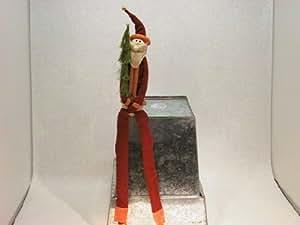 W. Noel sentado rojo 25cm