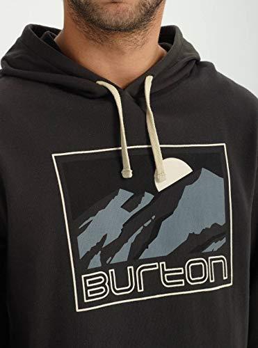 Organic Con Uomo Runner Sled Felpa Burton Phantom Cappuccio ERWg6qxz